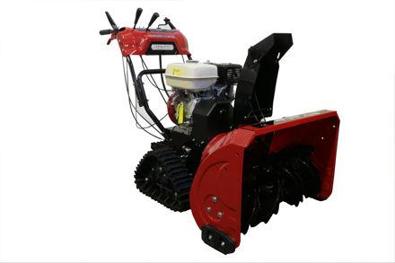 SPAZZANEVE TITAN 930 H CINGOLATO POWERED BY HONDA motore Honda 270 cc 76 cm Avviamento Corda autoavvolgente